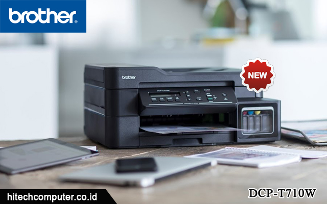 review brother dcp-t710w