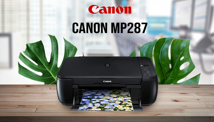 review singkat printer canon mp287