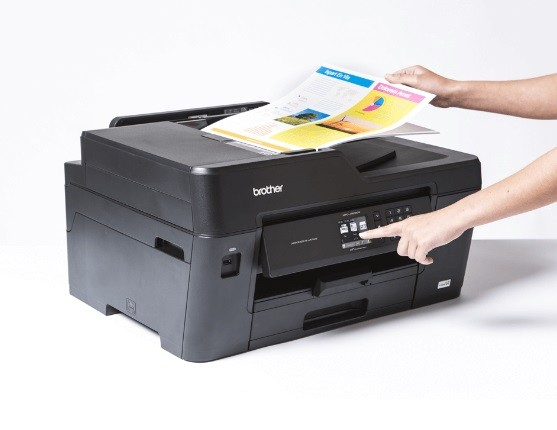 adf printer brother mfc j3530dw