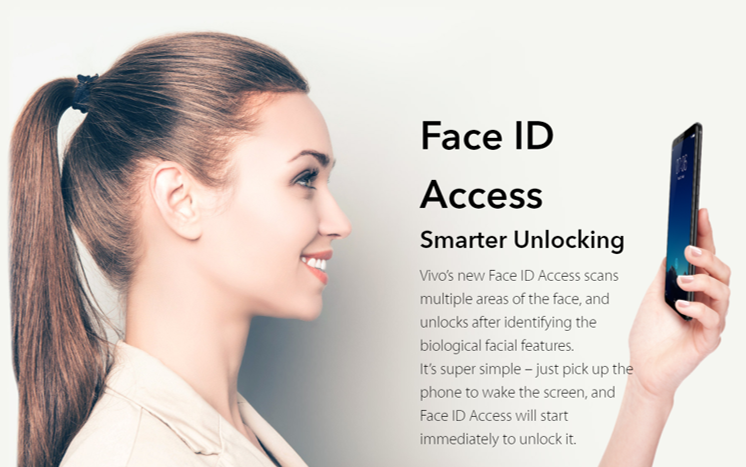 face id access