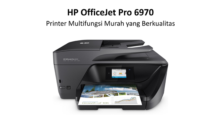 jual printer hp officejet pro 6970 all in one murah di semarang