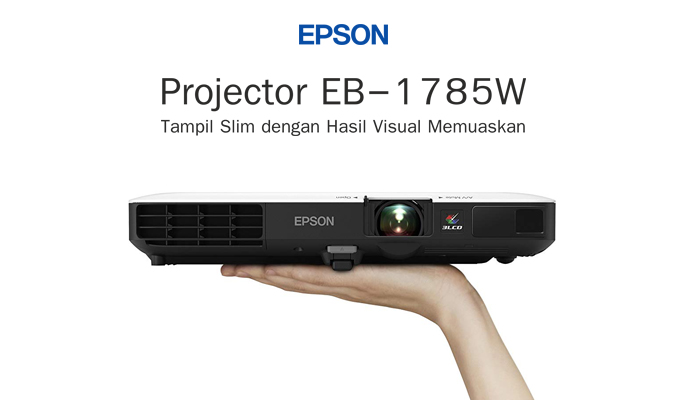 review singkat epson projector eb1785w