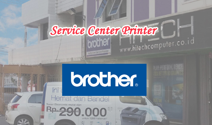 service center brother di semarang