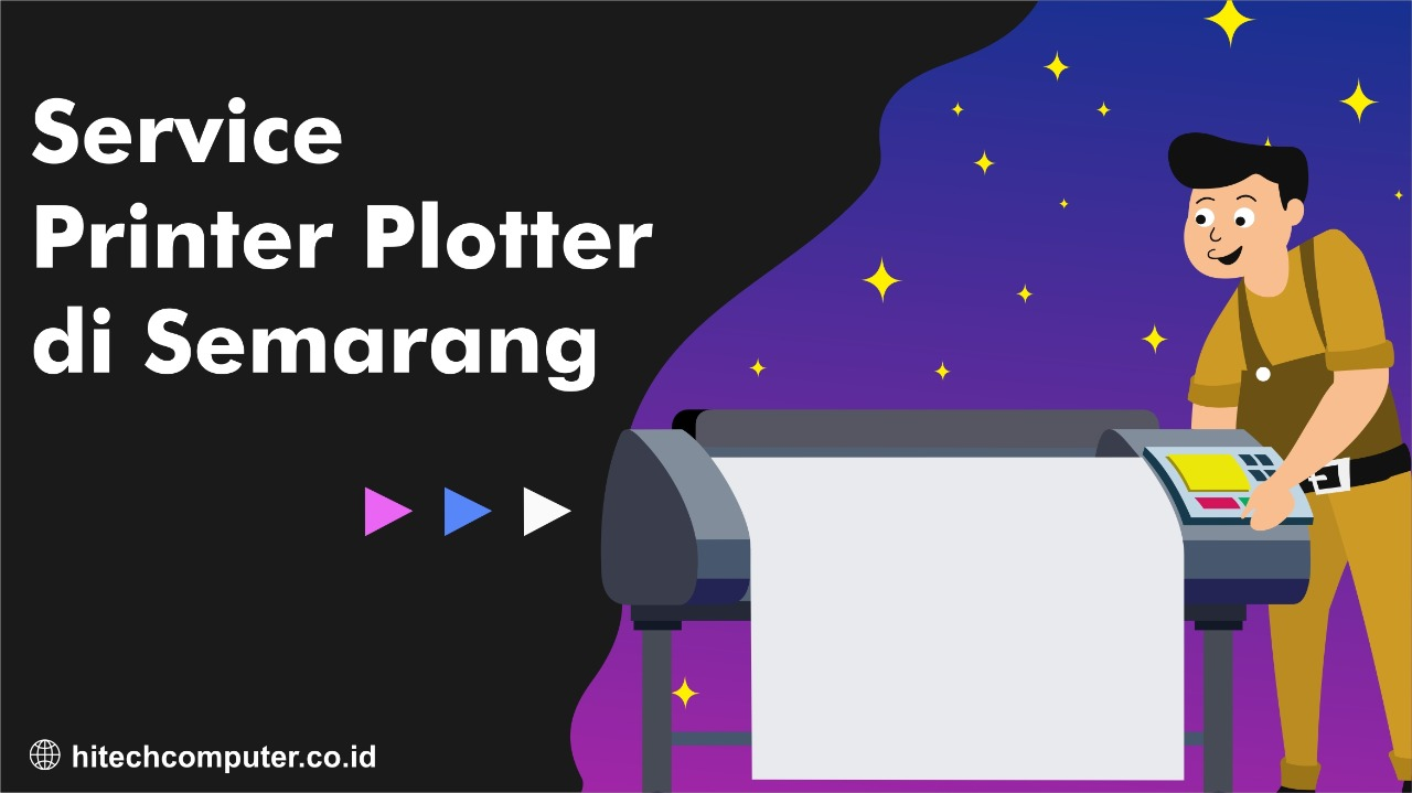 service printer plotter semarang
